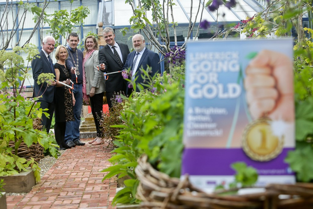 New-look Limerick Going for Gold is launched