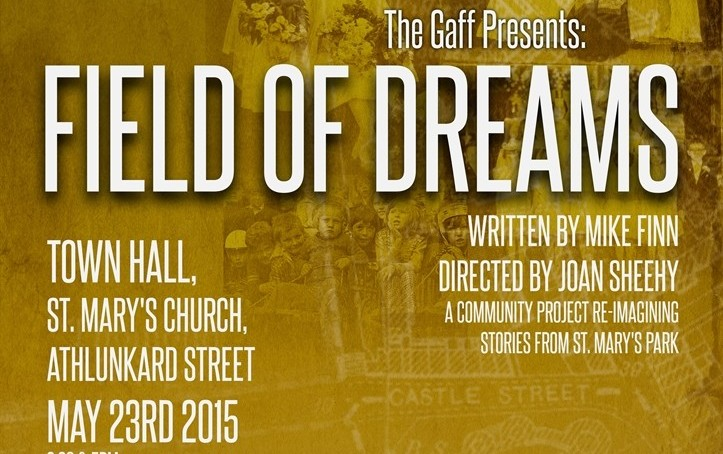 The Bealtaine Festival's Field of Dreams