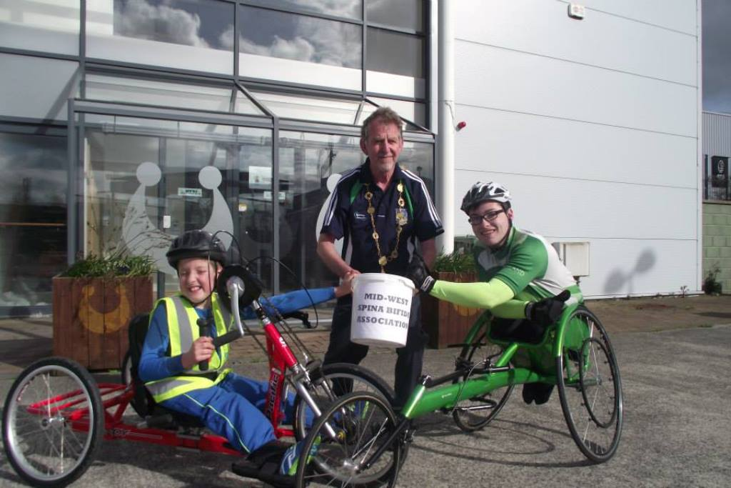 Wheelchair athletes gear up for Barringtons Hospital Great Limerick Run
