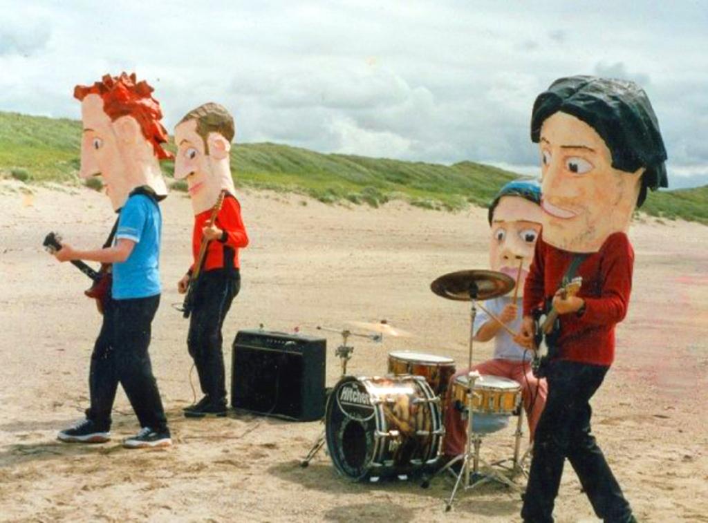The Hitchers N18 Hard Shoulder Inspectorate Irish Summer Tour 2015