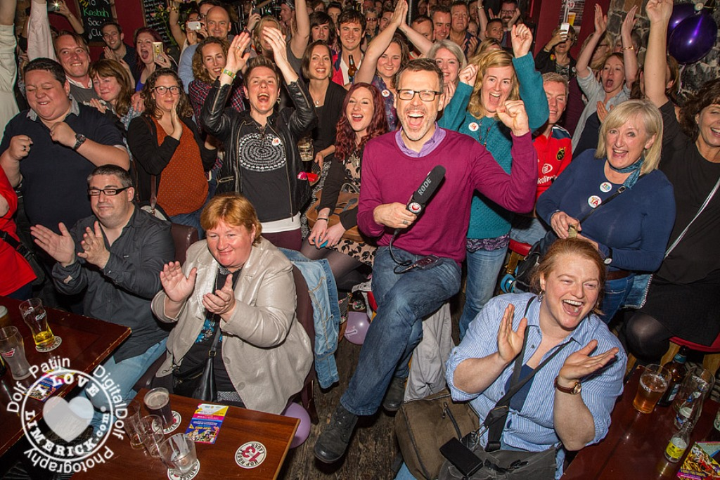 Limerick Says Yes!