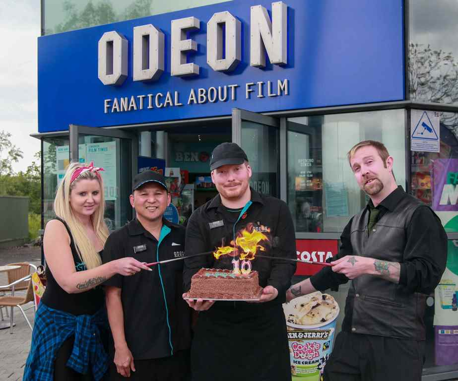 ODEON LIMERICK IS 10