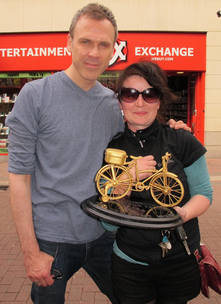 Limerick Smarter Travel Golden Bike Award Competition in in its 3rd year as part of National Bike Week.