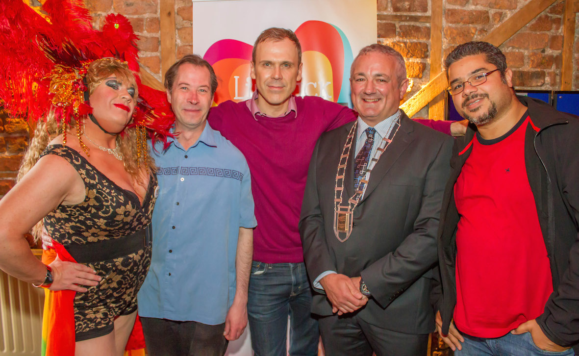 Limerick Pride 2015 week of events commences on July 14