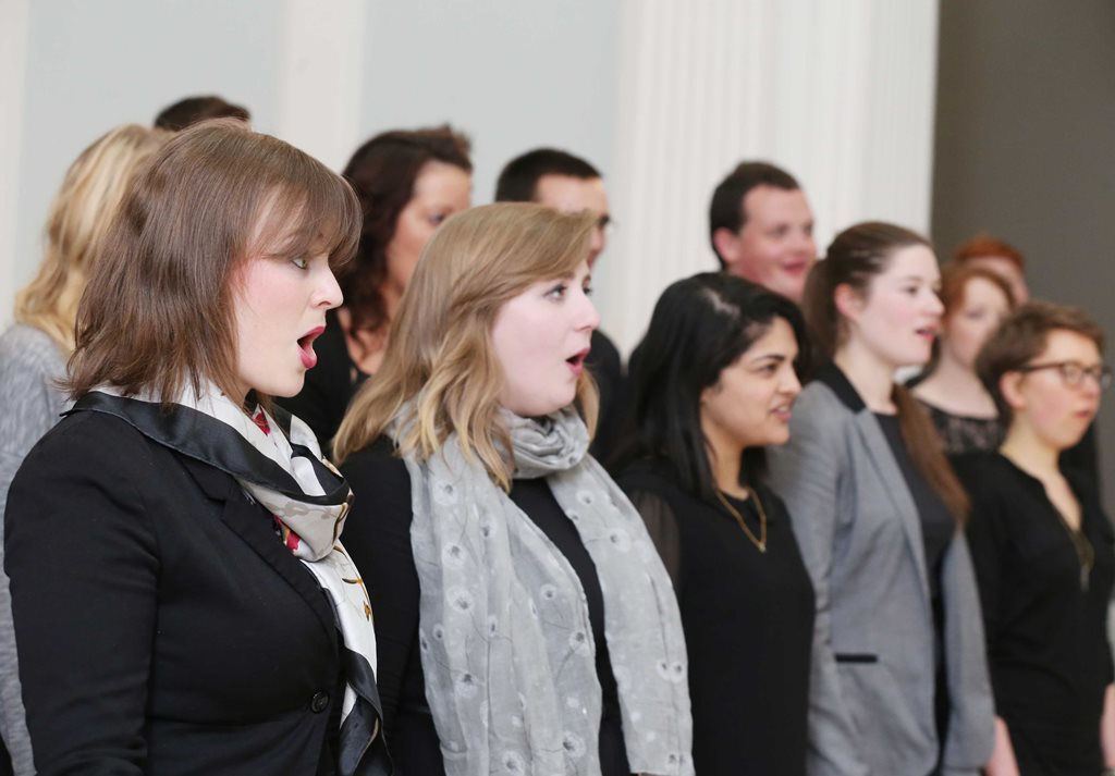 Irish Youth Choir Auditions The Irish Youth Choir Announce Their 2015 Concerts 'Oceans Apart'