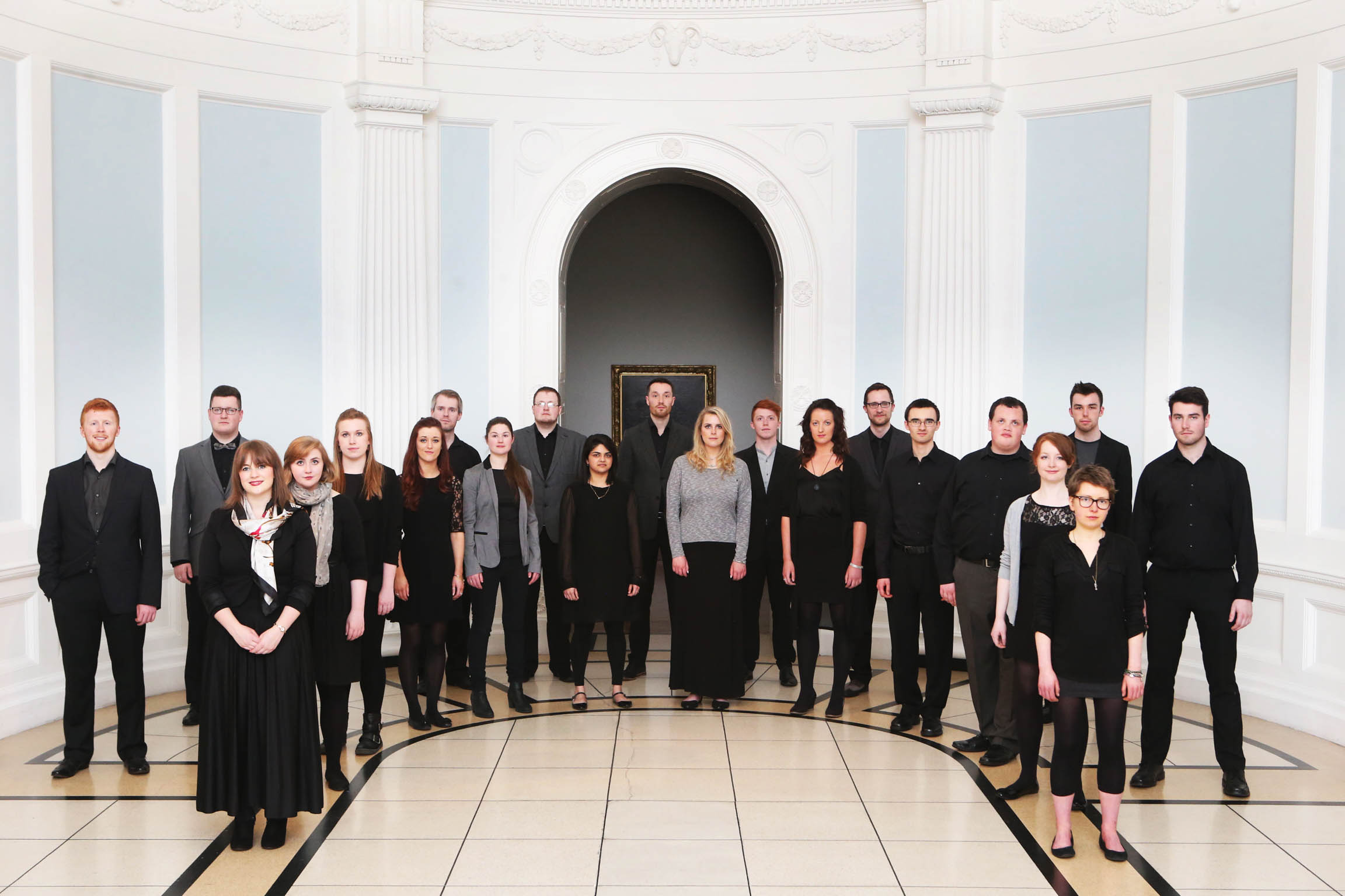 Irish Youth Choir to perform Oceans Apart