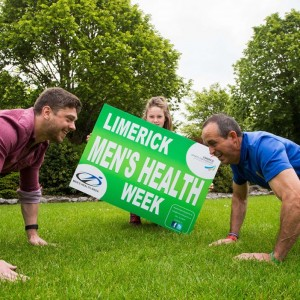 Limerick hosts successful Men's Health Week