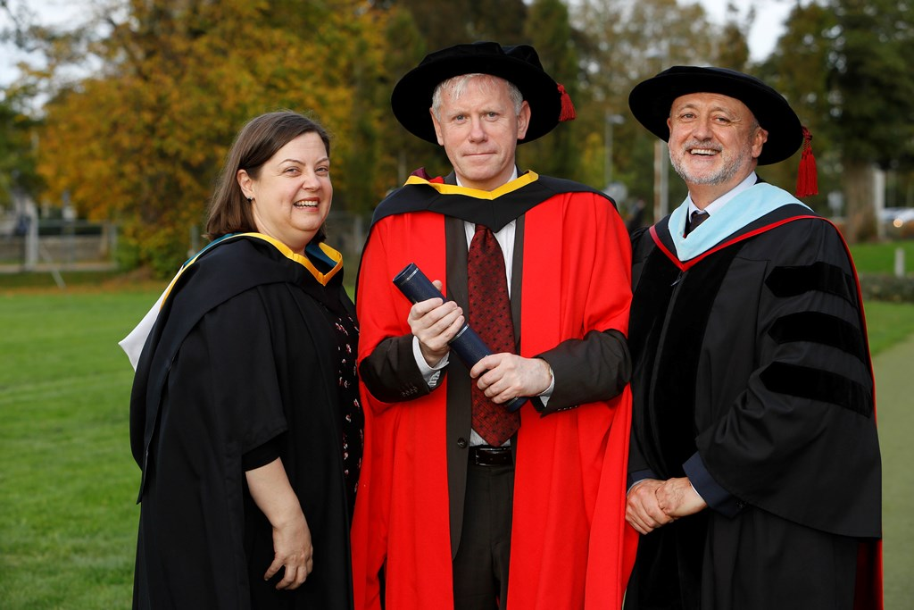 Dr Noel O Connell awarded prestigious Postdoctoral Fellowship