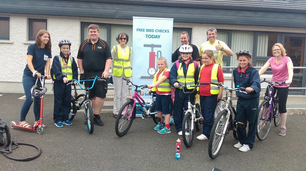 Limerick Smarter Travel Golden Bike Award Competition