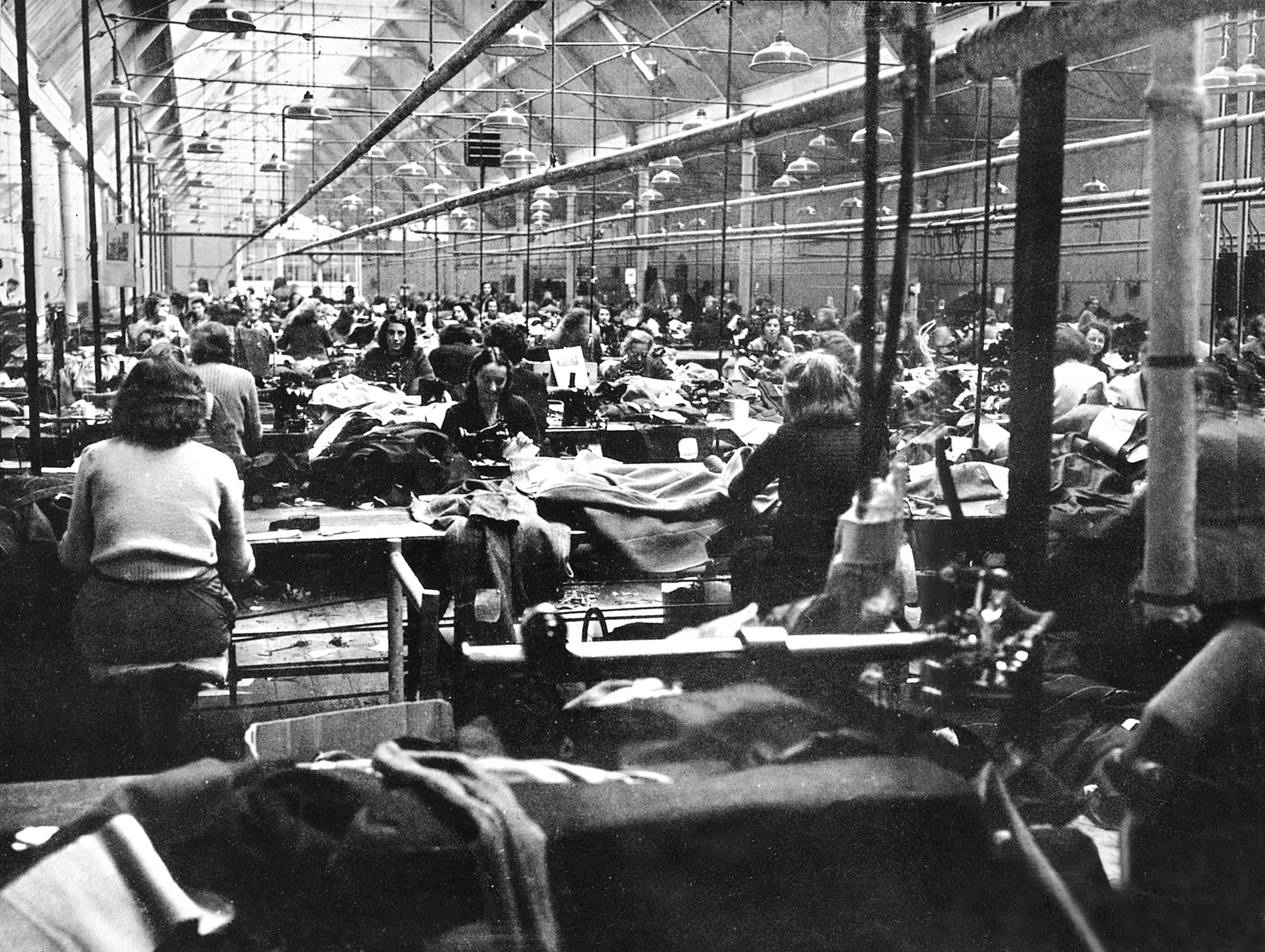 Final Glimpse Of Historic Tait Clothing Factory In Limerick