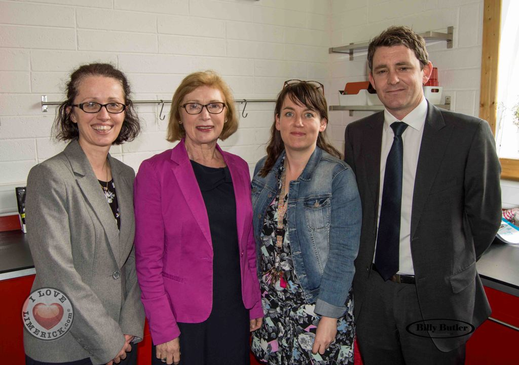 The Learning Hub in Limerick launched its new youth cafe and kitchen