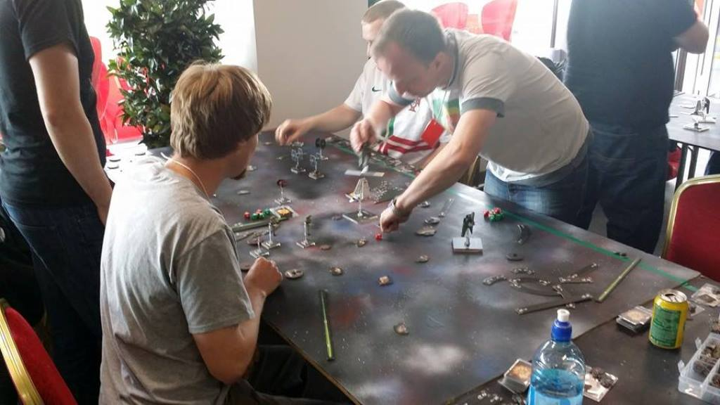 Thomond Park to host gaming convention Conclave 2015