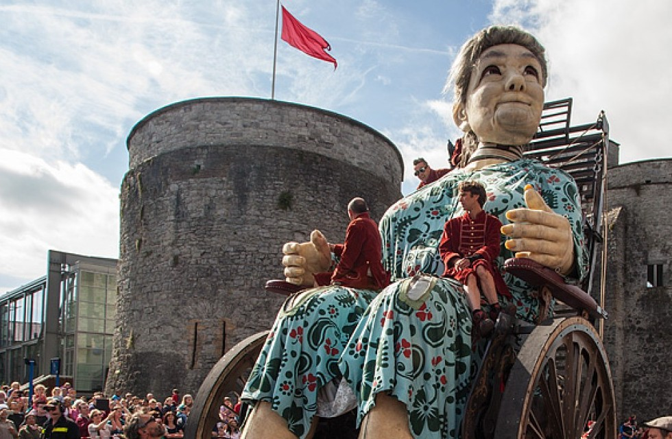 44M generated for economy by Limerick National City of Culture 2014
