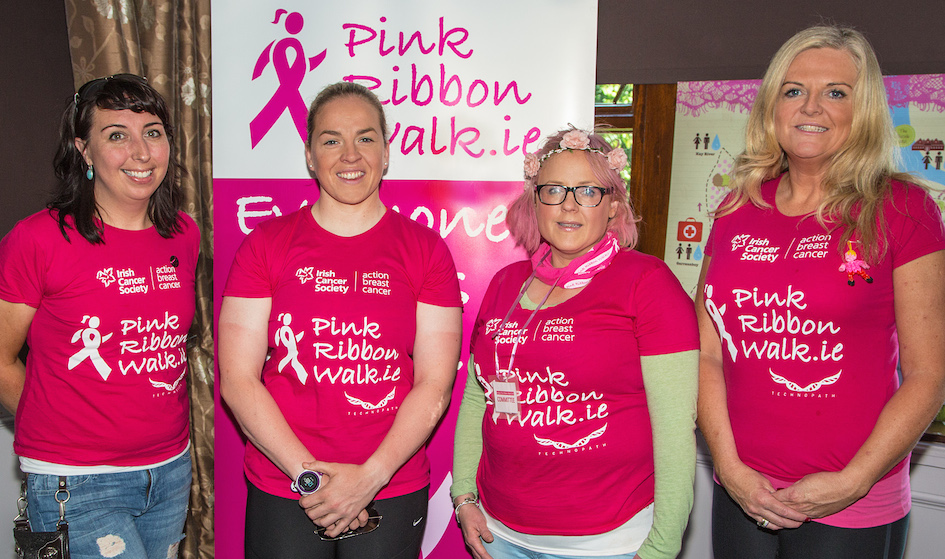 Thousands turn out for Killaloe Pink Ribbon Walk 2015