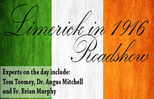 Roadshow to take place for collection of Limerick 1916 memorabilia