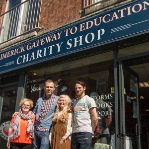 Limerick Gateway to Education Appeal for Unwanted Schoolbooks and School Uniforms