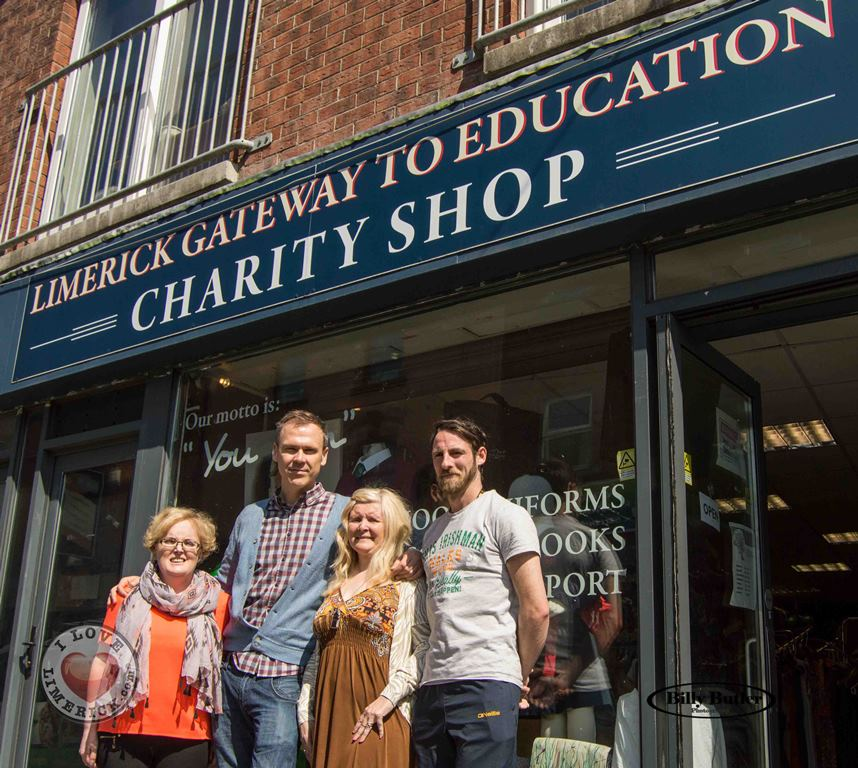 BNest Social Incubator Limerick Gateway to Education Appeal for Unwanted Schoolbooks and School Uniforms