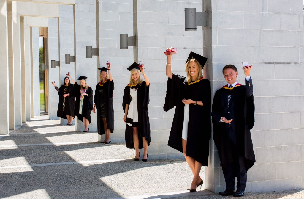 UL Celebrates Conferring of 156 Students of Medicine & Clinical Therapies