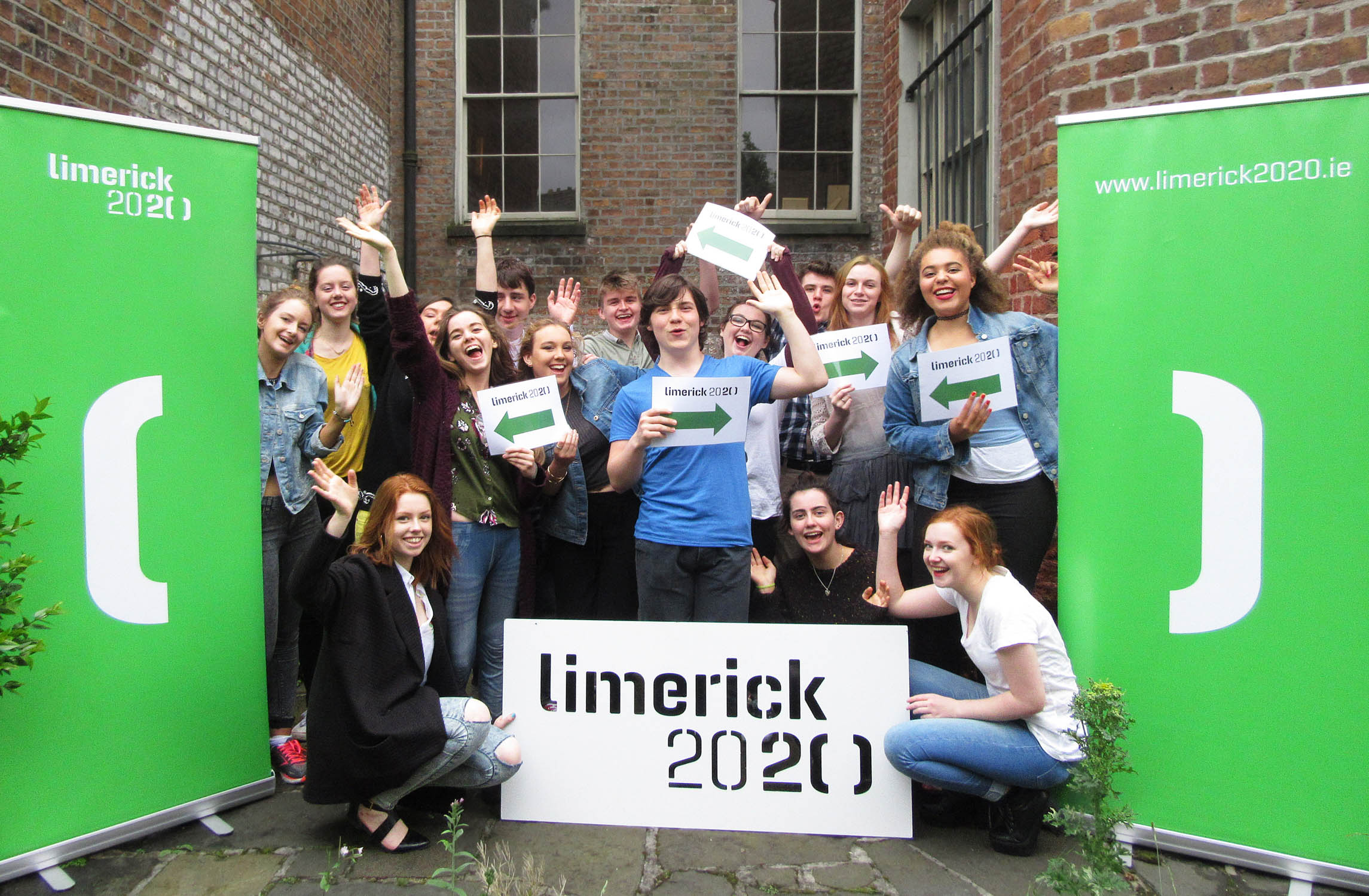Limerick Youth Theatre stages The Trial