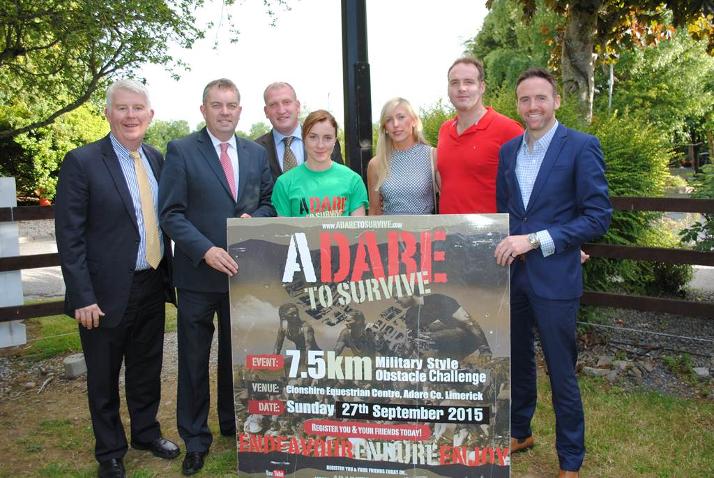 Adare to Survive 2015 Gets Off to Flying Start