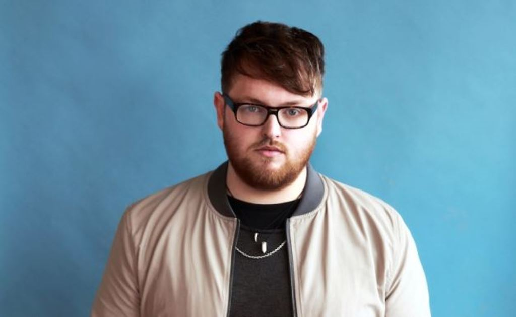 RTE The Voice of Ireland winner Patrick James performs for Limerick Pride