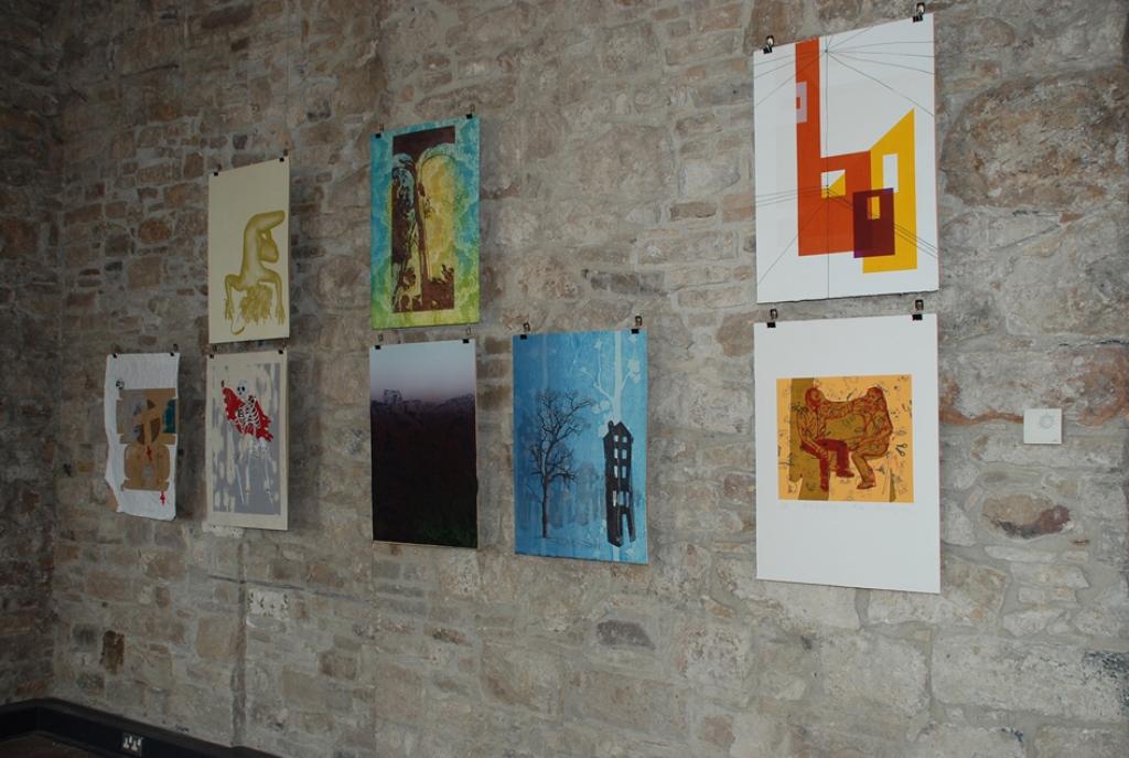 Limerick Printmakers Plan A Plan B Exhibition Success