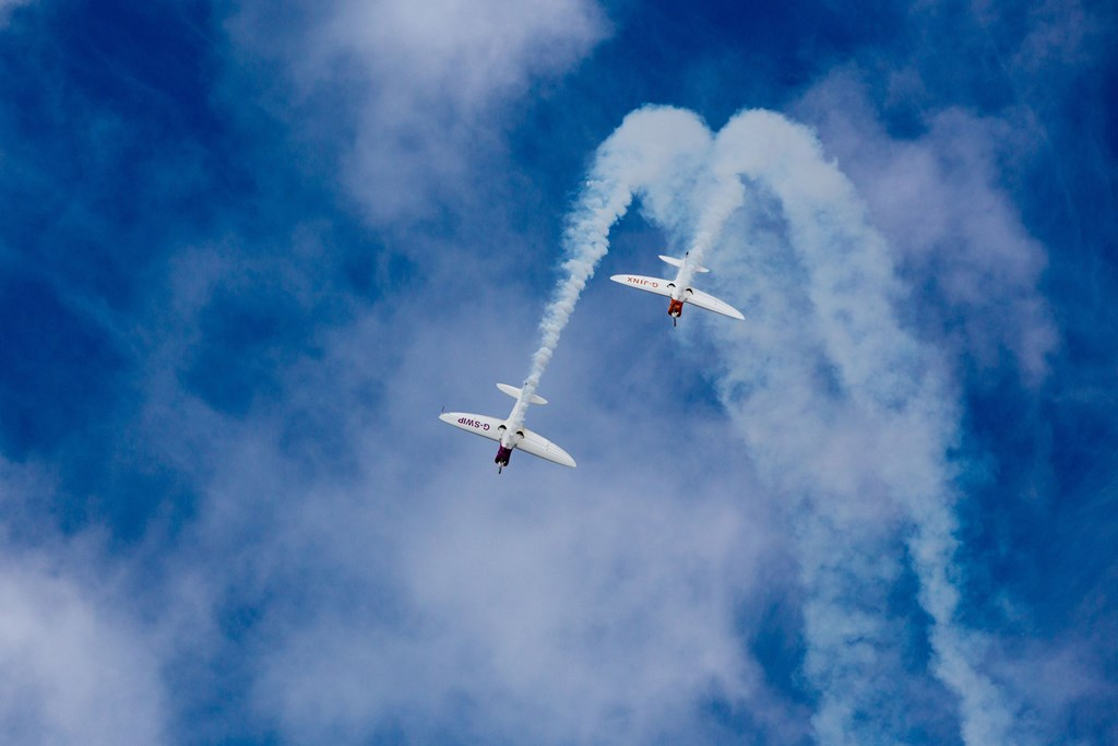 Eyes to the skies for Foynes Air Show. Foynes Air Show 2017