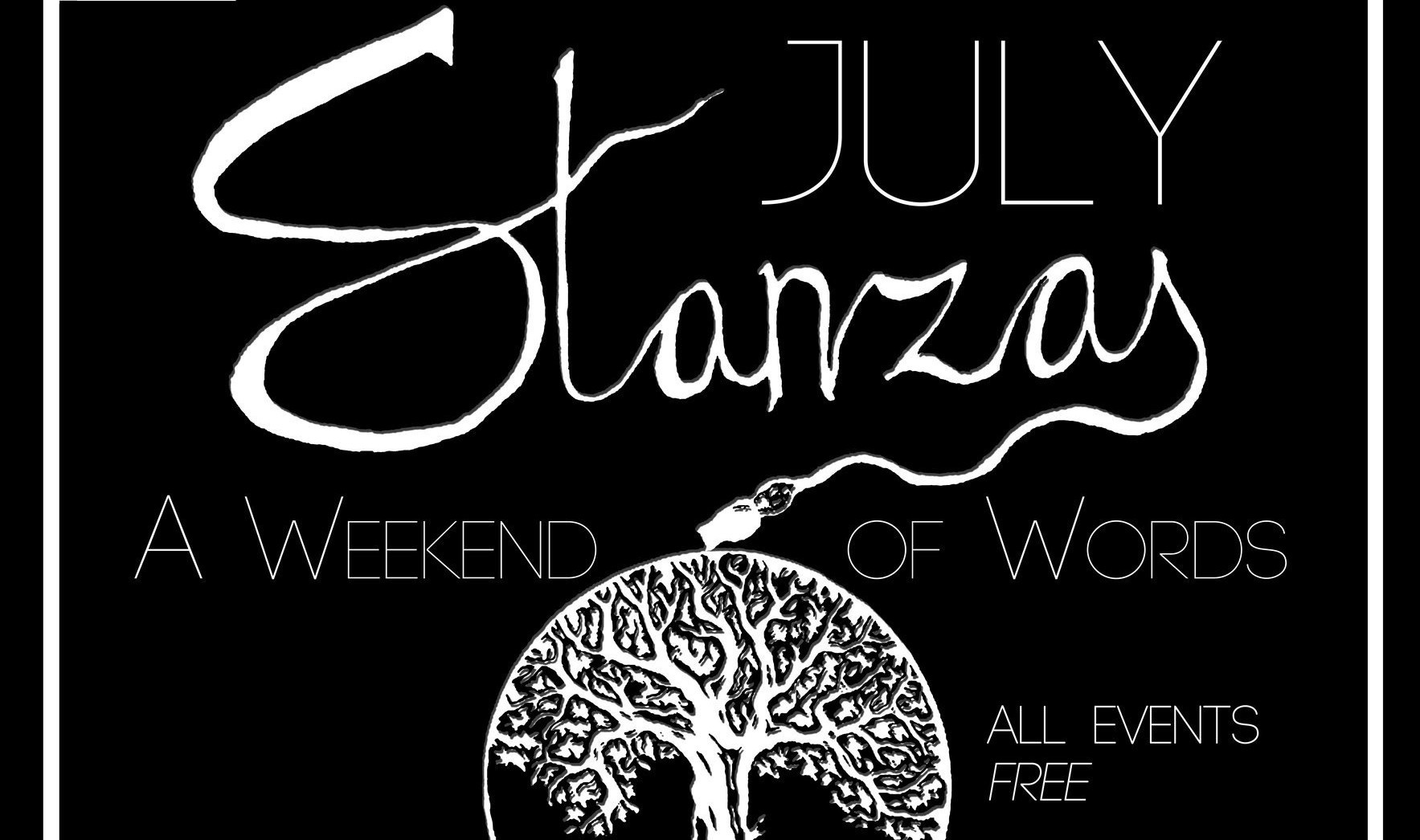 Stanzas Weekend of Words Festival July 2015