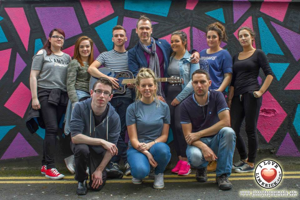 Limerick musicians Aaron Hackett and Leah Melling showcase talents