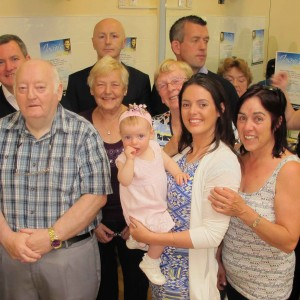 Coffee morning held at St Munchins for family of Jasons Journey