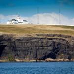 Loop Head Lighthouse, the Limerick Radio Club with Wild Atlantic Way