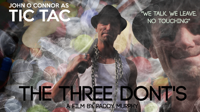 Public invite - Limerick Short Film 'The Three Donts' at Odeon Castletroy