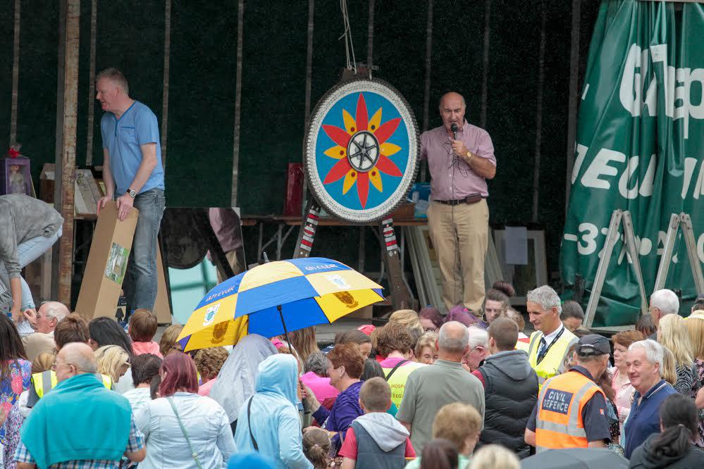 Praise at the launch of 30 annual Milford Fair