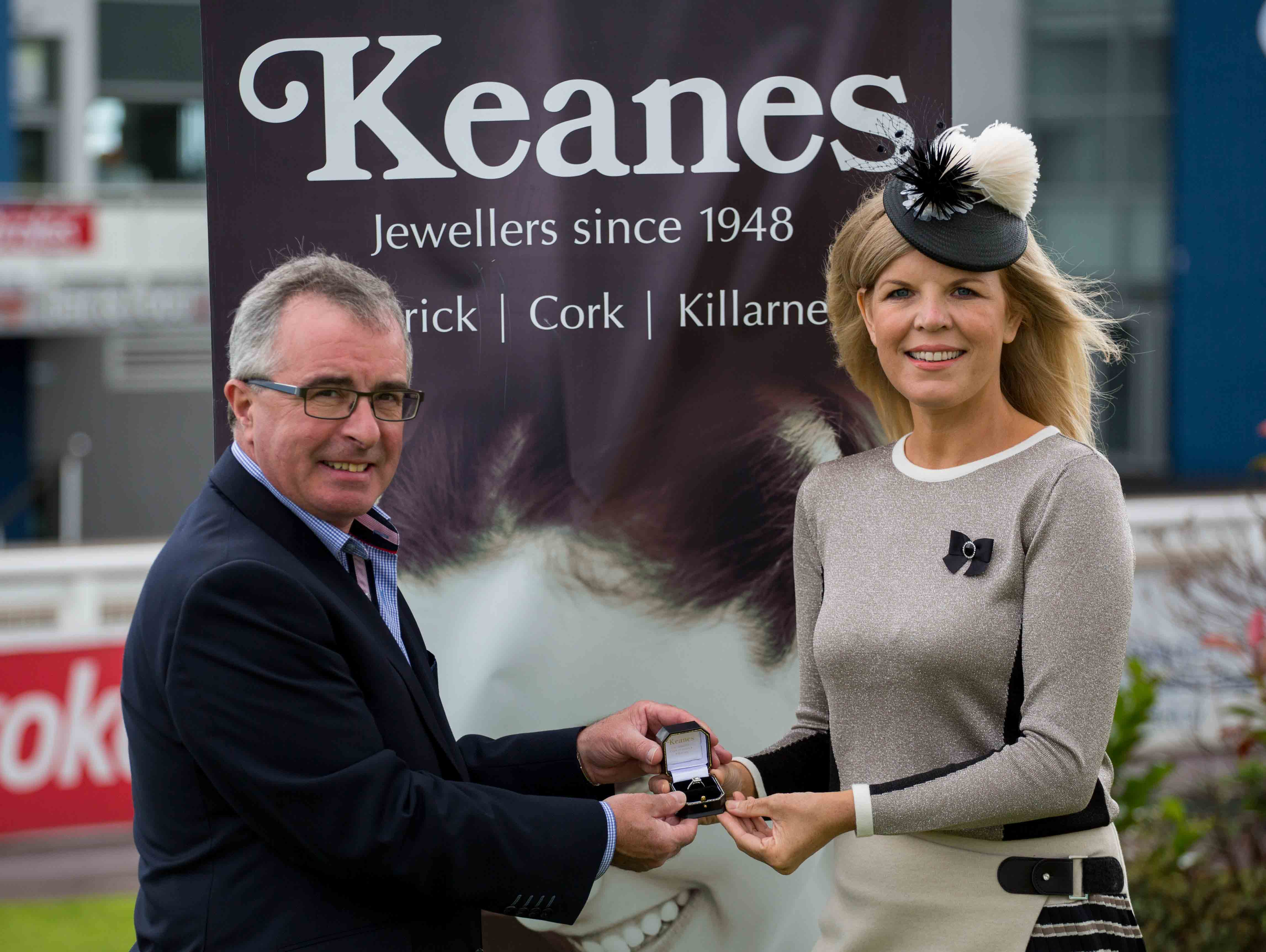 Keanes Jewellers Ladies Day at Limerick Racecourse, Sun Oct 11