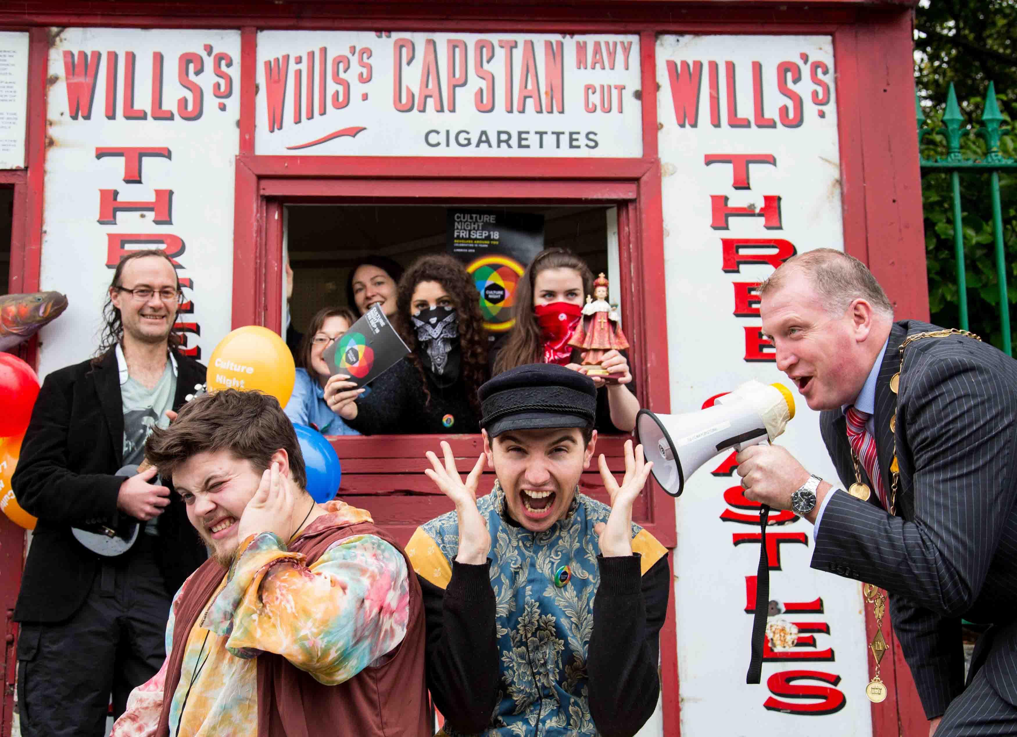 Limerick Theatre Bursaries 2016