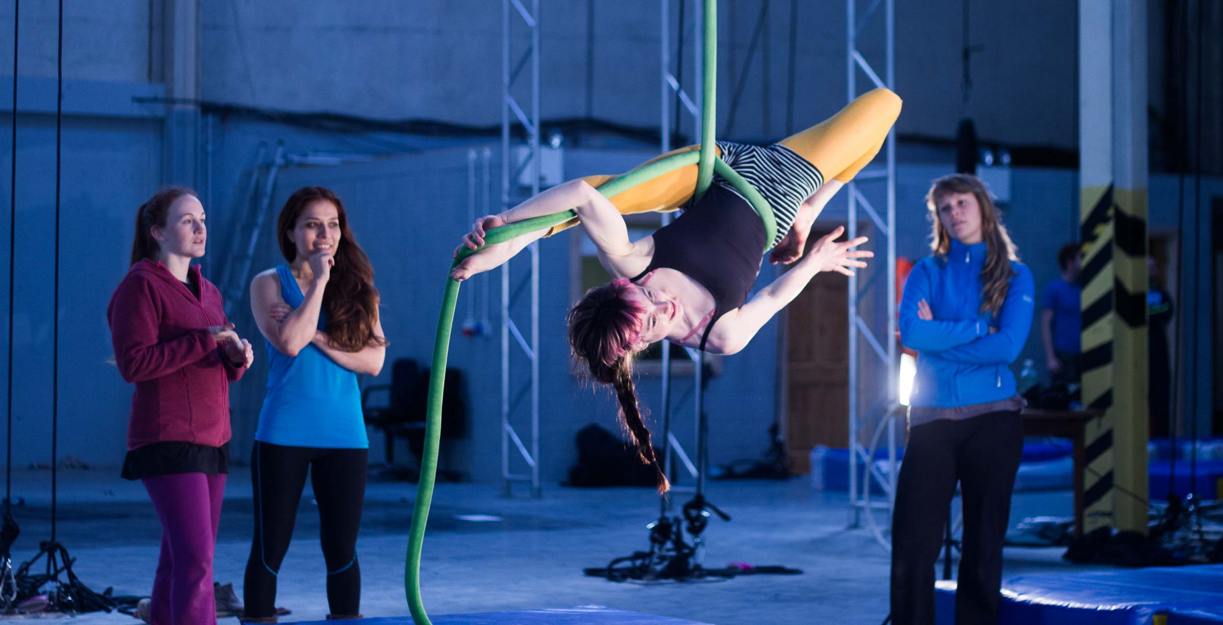Irish Aerial Creation Centre launch