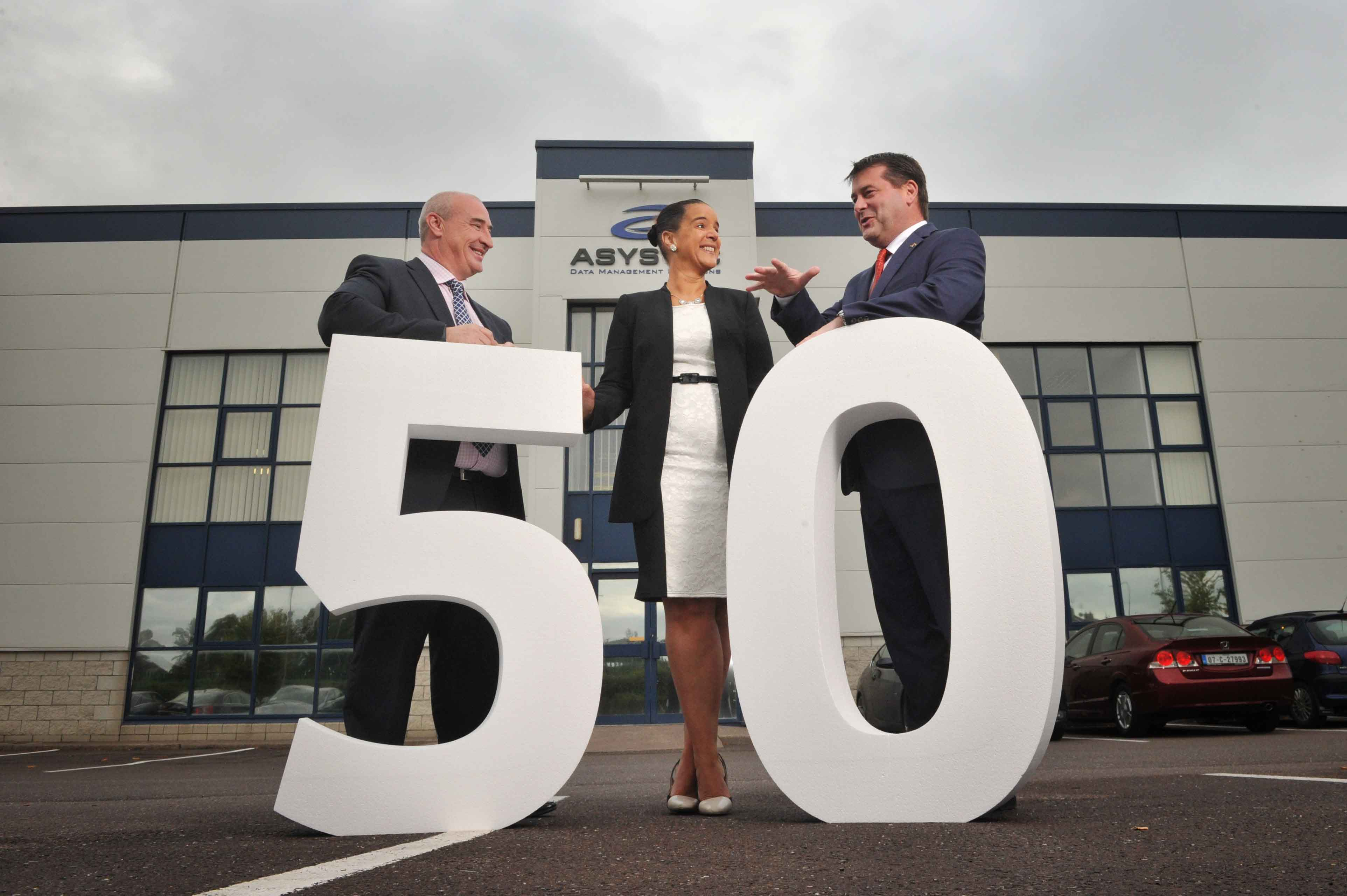 Asystec announces 50 new highly skilled jobs