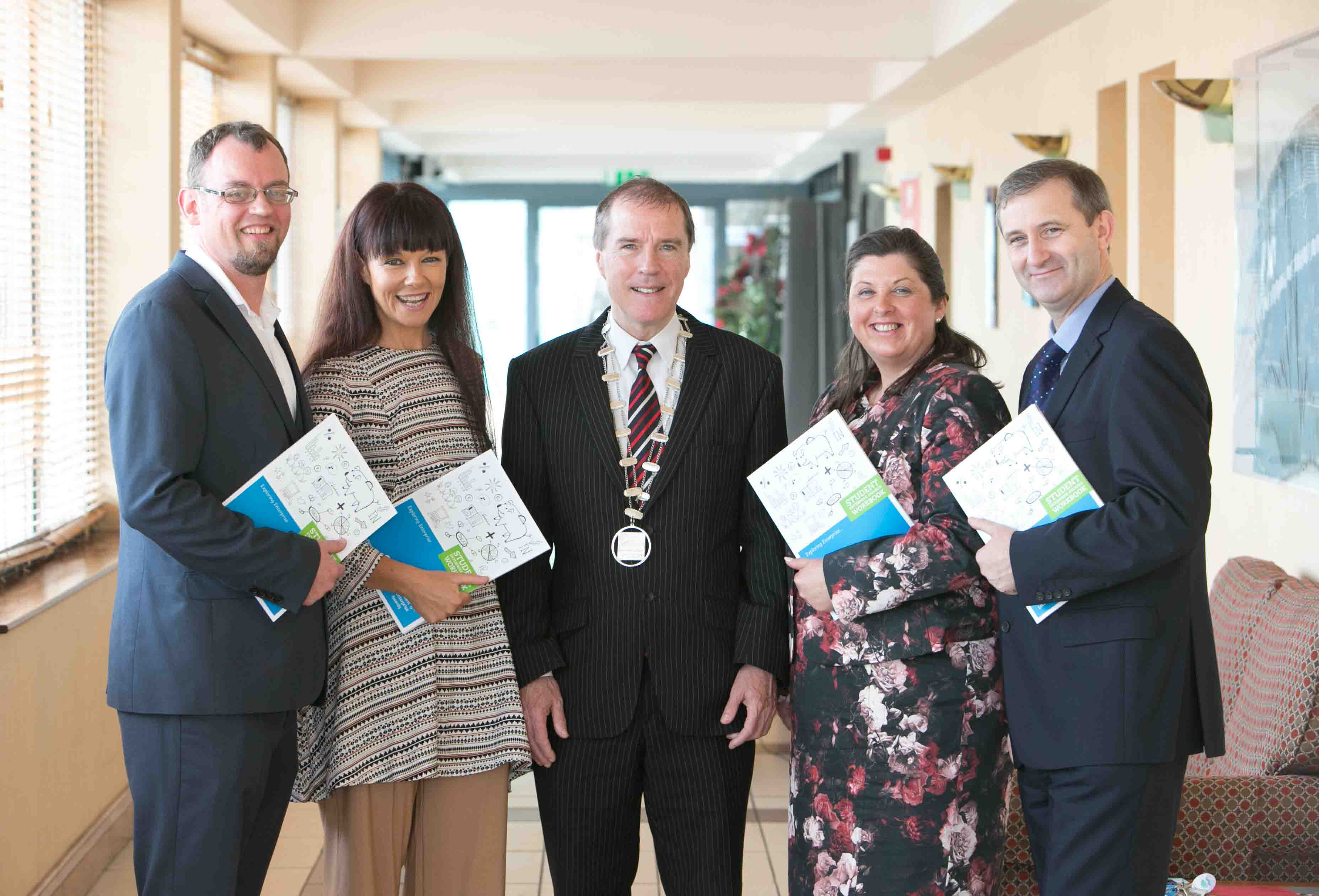 Limerick Students Gather For Launch Of Student Enterprise Annual Awards Programme