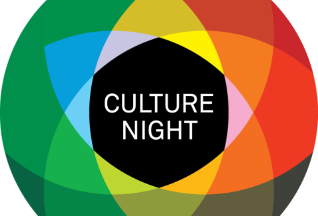 Culture Night 2016 funding