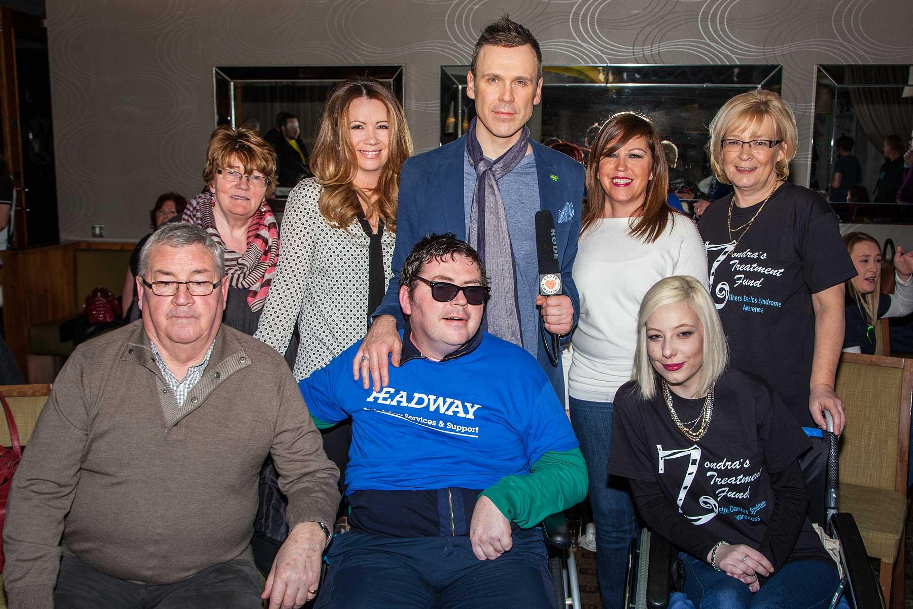 New ABI Ireland campaign and hopeful Bionic leg for Brian