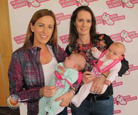 Sign Up Here - Limerick Womens Mini Marathon 2015 officially launched