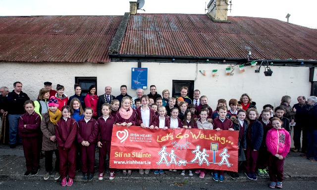 New Bruff Sli na Slainte walking route launched
