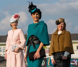 Fashion Forward Fillies shine at Keanes Jewellers Ladies Day