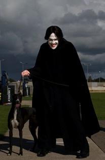Kerry Agribusiness Irish St Leger greyhound final Halloween Night.