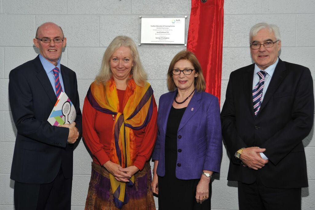 Launch of the new LCETB Further Education and Training Centre