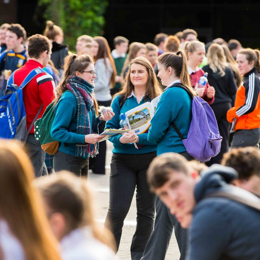 UL Open Days in 2015 attract nearly 9,000 students from all over the country