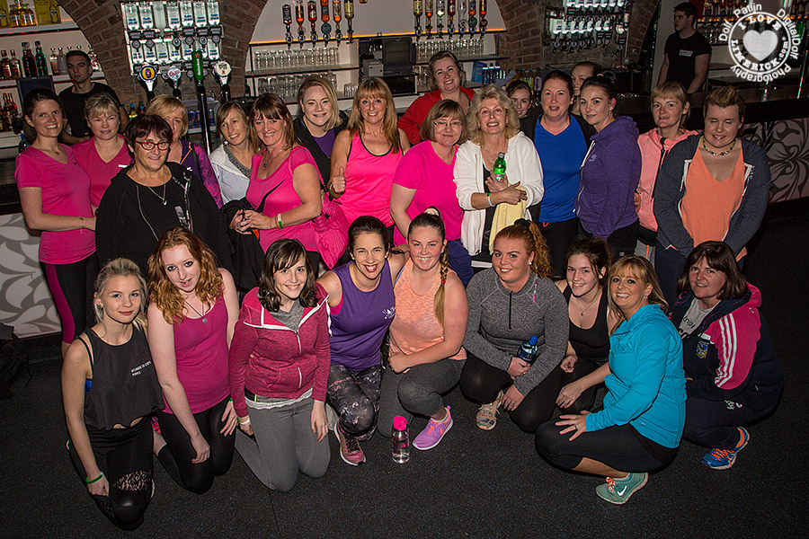PHOTOS Zumba in the Club in aid of Cliona's Foundation
