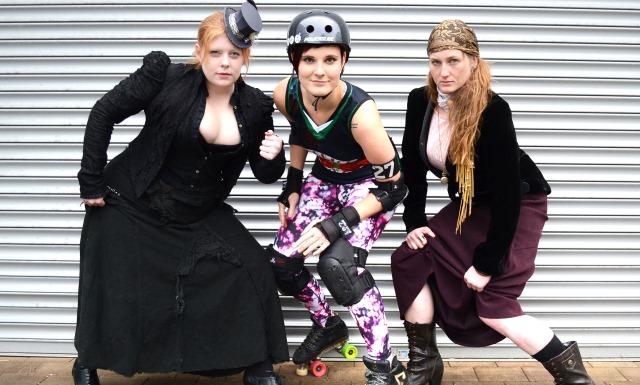 Limerick Roller Girls Halloween Ball Fundraiser Including Best Dressed Award