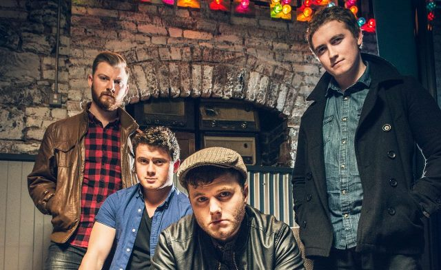 Limerick band Men Of Twenty have released their latest single 'Down By Your Side""