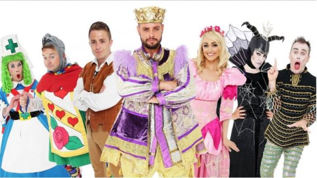 """Join the Stars for """"Sleeping Beauty"""" at UCH Open Auditions For Children"""